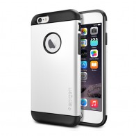 Spigen Slim Armor Case iPhone 6 White - 1