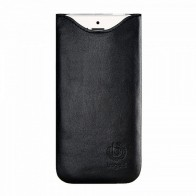 Bugatti SlimFit Sleeve iPhone 6 Plus Black - 1