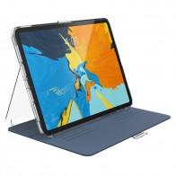 Speck Balance Folio Clear iPad Pro 11 inch Blauw Transparant 01