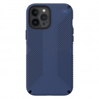 Speck Presidio Grip Case iPhone 12 / 12 Pro Blauw - 1