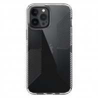 Speck Presidio Clear Grip Case iPhone 12 / 12 Pro - 1