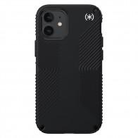 Speck Presidio Grip Case iPhone 12 Mini Zwart - 1