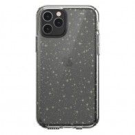 Speck Presidio Clear Glitter Case iPhone 11 Goud/Transparant - 1