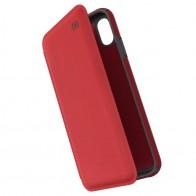 Speck Presidio Folio iPhone XS Max Case Rood 01