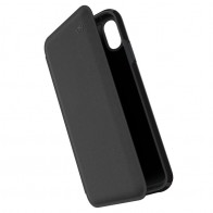 Speck Presidio Folio iPhone XS Max Case Zwart 01