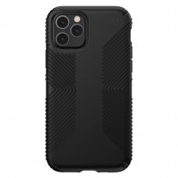 Speck Presidio Grip Case iPhone 11 Pro Max Zwart - 1