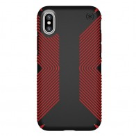 Speck Presidio Grip Case iPhone X/XS Rood - 1