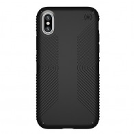 Speck Presidio Grip Case iPhone X/XS Zwart - 1