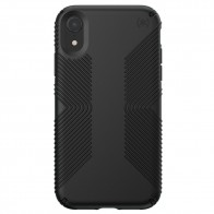 Speck Presidio Grip Case iPhone XR Zwart 01