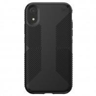 Speck Presidio Grip Case iPhone XR Zwart 01