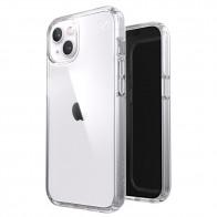Speck Presidio Perfect Clear iPhone 13 Mini Clear hoesje 01