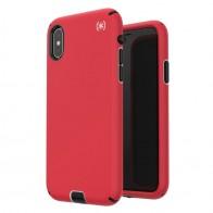 Speck Presidio Sport iPhone X/XS Hoesje Rood - 1
