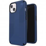 Speck Presidio2 Grip iPhone 13 Hoesje Blauw 01