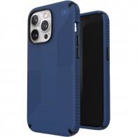 Speck Presidio2 Grip iPhone 13 Pro Hoesje Blauw 01