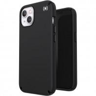 Speck Presidio2 Pro MagSafe iPhone 13 Hoesje Zwart 01