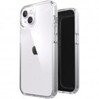 Speck Presidio Perfect Clear iPhone 13 Hoesje Doorzichtig 01