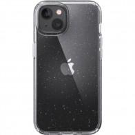 Speck Presidio Perfect Clear Glitter iPhone 13 Hoesje 01
