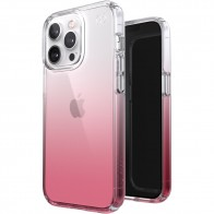 Speck Presidio Perfect Clear Ombre iPhone 13 Pro Pink/Clear 01