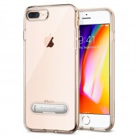 Spigen Crystal Hybrid iPhone 8 Plus/7 Plus Champagne - 1