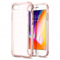Spigen Crystal Shell iPhone 8/7 Rose Crystal - 1