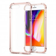 Spigen Crystal Shell iPhone 8 Plus/7 Plus Rose Crystal - 1