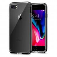 Spigen Neo Hybrid Crystal Phone 8/7 Zwart - 1