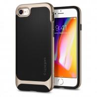 Spigen Neo Hybrid Herringbone Phone 8/7 Goud - 1