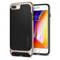 Spigen Neo Hybrid Herringbone iPhone 8 Plus/7 Plus Champagne - 1