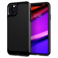Spigen Neo Hybride iPhone 11 Pro Max Zwart - 1