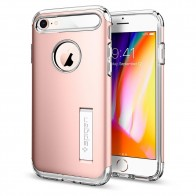 Spigen Slim Armor Case Phone 8/7 Roze - 1
