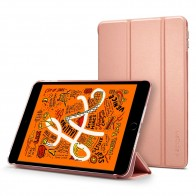 Spigen Smart Fold iPad Mini 5 Rose Gold - 1