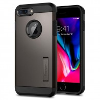 Spigen Tough Armor 2 iPhone 8 Plus/7 Plus Gunmetal - 1