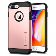 Spigen Tough Armor 2 iPhone 8 Plus/7 Plus Roze - 1