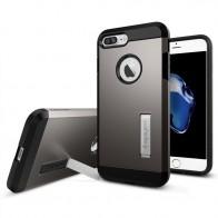 Spigen Tough Armor Case iPhone 7 Plus Gunmetal - 1