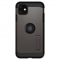 Spigen Tough Armor Case iPhone 11 Gunmetal - 1