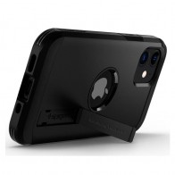 Spigen - Tough Armor iPhone 12 Mini 5.4 inch zwart 01