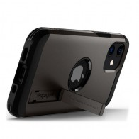 Spigen - Tough Armor iPhone 12 Mini 5.4 inch gunmetal 01