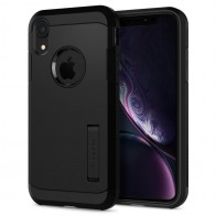Spigen Tough Armor Case iPhone XR Zwart 01