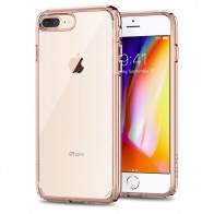 Spigen Ultra Hybrid 2 Case  iPhone 8 Plus/7 Plus Rose Crystal - 1