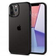 Spigen - Ultra Hybrid iPhone 12 / iPhone 12 Pro 6.1 inch zwart 01