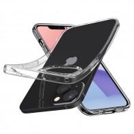 Spigen Liquid Crystal iPhone 13 Mini Transparant 01