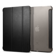 Spigen Smart Fold Folio iPad Air 10.9 (2020) Zwart 01