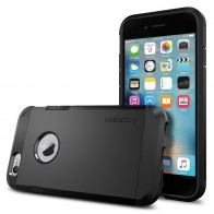 Spigen Tough Armor Case iPhone 6 Black - 1