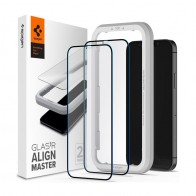 Spigen Glass tR HD iPhone 12 / 12 Pro 2 Pack 01