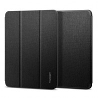 Spigen Urban Fit iPad Air 10-9 inch 2020 hoesje Zwart 01