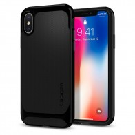 Spigen Neo Hybrid iPhone X/Xs Jet Black - 1