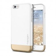 Spigen Style Armor Case iPhone 6 White - 1