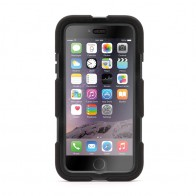 Griffin Survivor Case All Terrain iPhone 6 Plus Black - 1