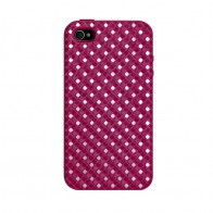 SwitchEasy Glitz iPhone 4(S) Pink - 1