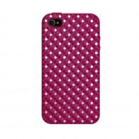 SwitchEasy Glitz iPhone 4(S) Pink - 1